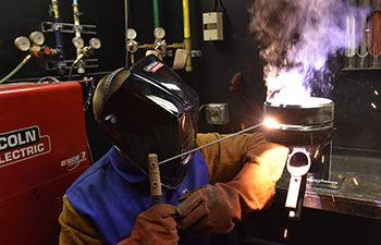Welding - Certifications Licensure - Courses - Blue Ridge Community College Workforce & Continuing Education