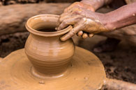Pottery Creations With Style