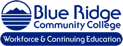 Blue Ridge Community College Workforce and Continuing Education logo