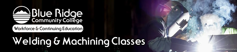 BRCC Welding and Machining Classes