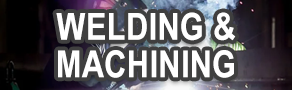 Welding and machining courses